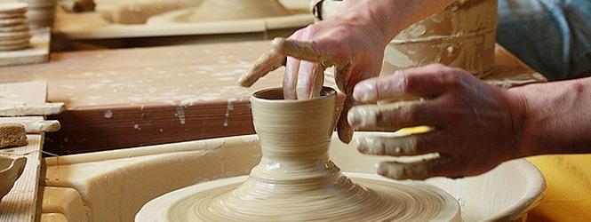 初心者の方への体験陶芸教室